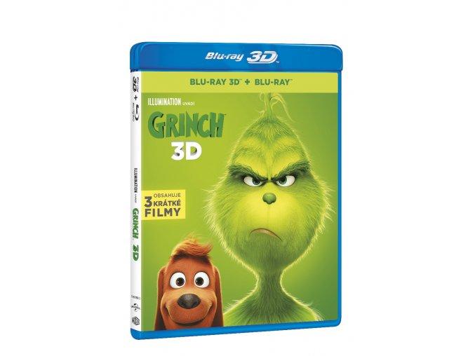 grinch 2bd 3d 2d 3D O
