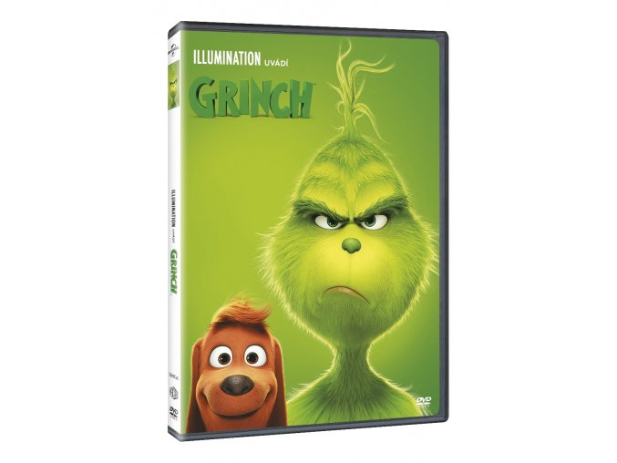 grinch 3D O