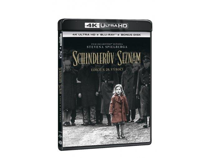 schindleruv seznam vyrocni edice 25 let 3bd uhd bd bd bonus 3D O