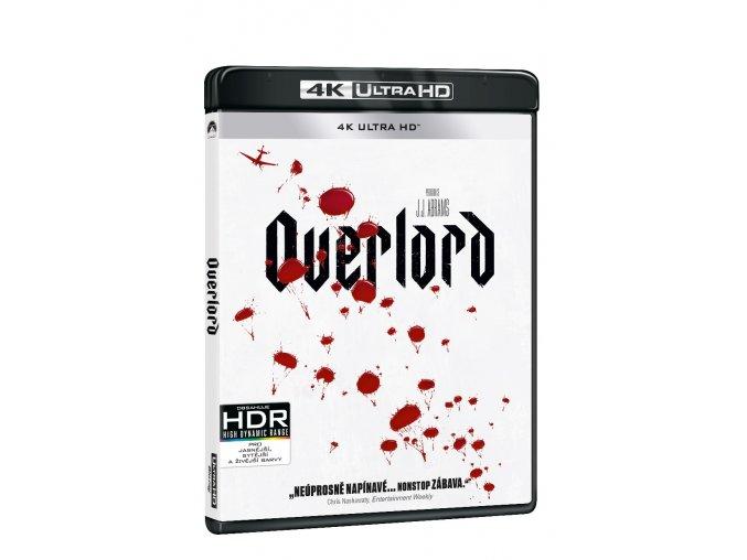 overlord blu ray uhd 3D O