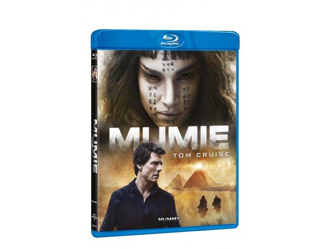mumie blu ray 3D O