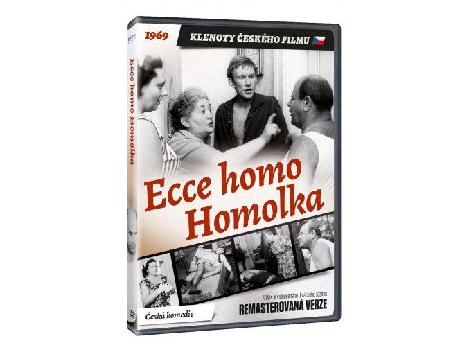 ecce homo homolka remasterovana verze 3D O