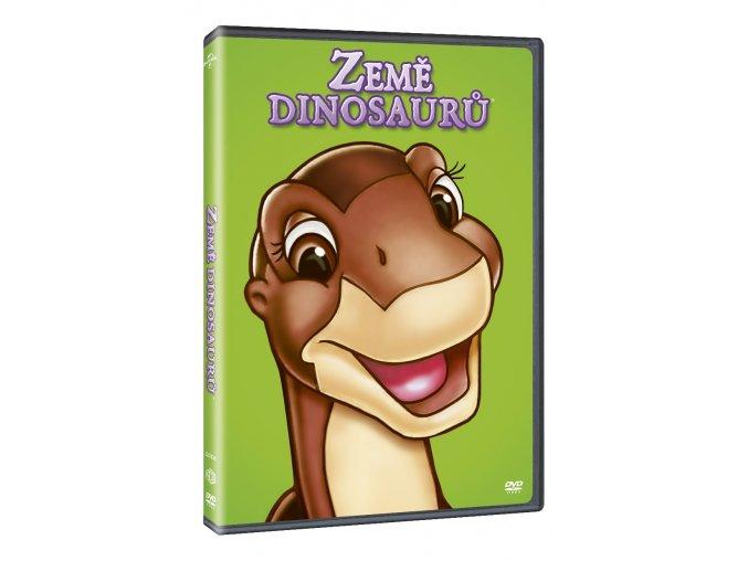 zeme dinosauru 3D O