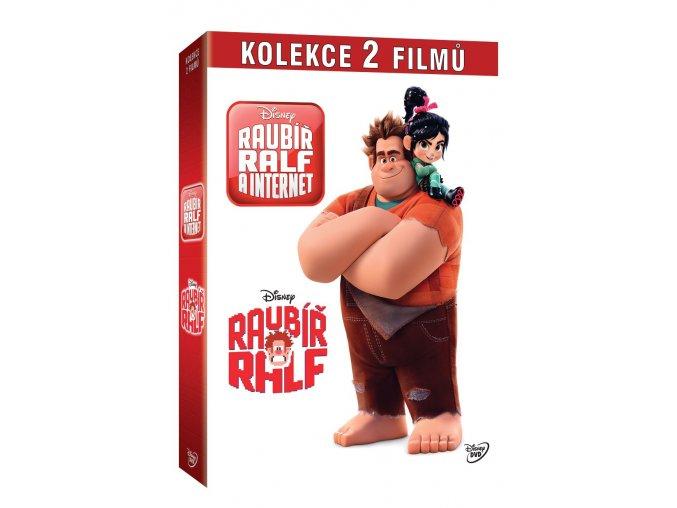 raubir ralf raubir ralf a internet kolekce 2dvd 3D O