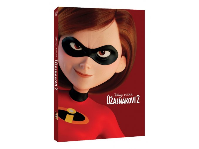 uzasnakovi 2 disney pixar edice 3D O