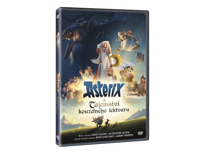 asterix a tajemstvi kouzelneho lektvaru 3D O
