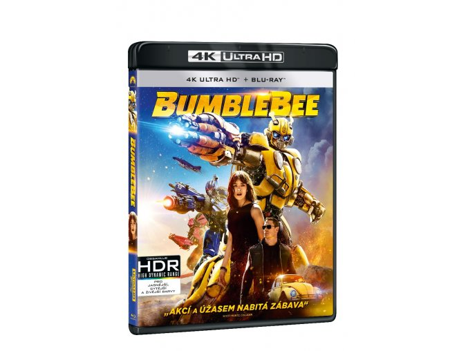 bumblebee 2bd uhd bd 3D O