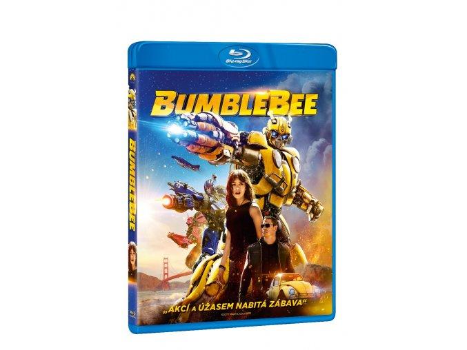 bumblebee blu ray 3D O