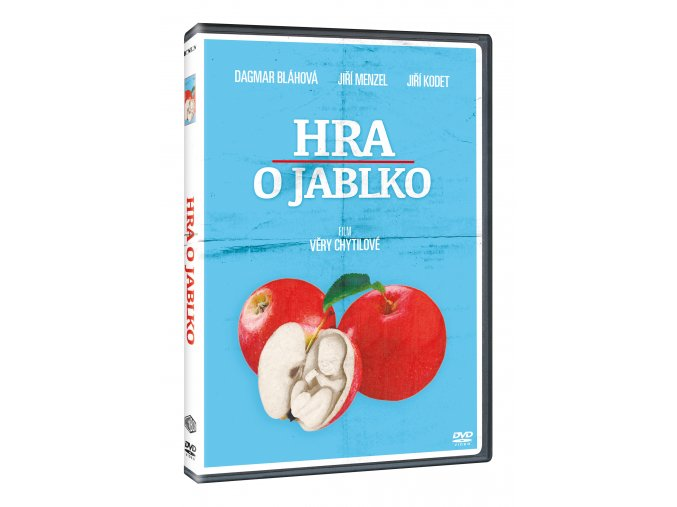 Hra o jablko DVD