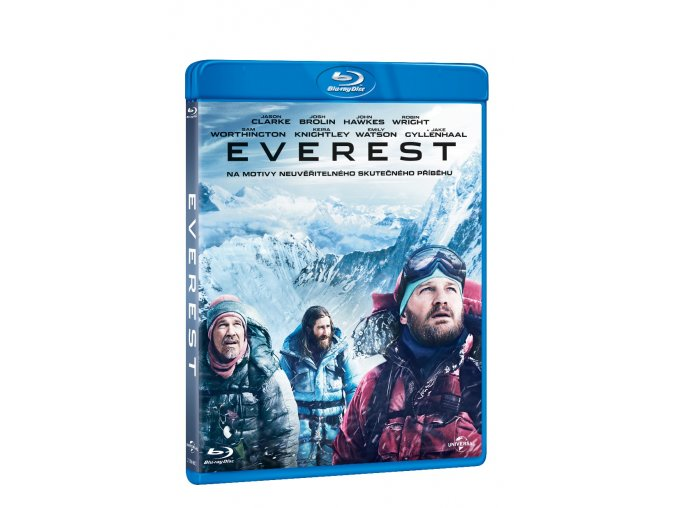 everest blu ray 3D O