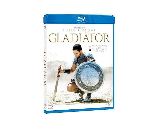 gladiator blu ray 3D O