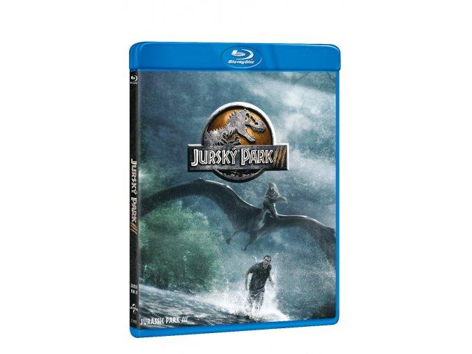 jursky park 3 blu ray 3D O