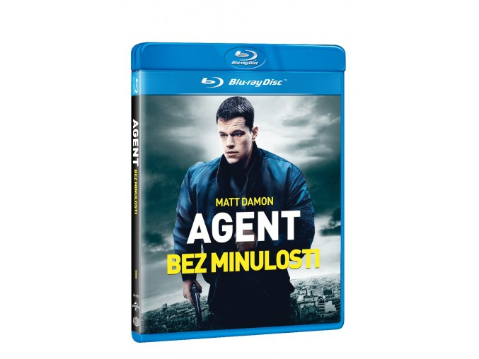 agent bez minulosti blu ray 3D O