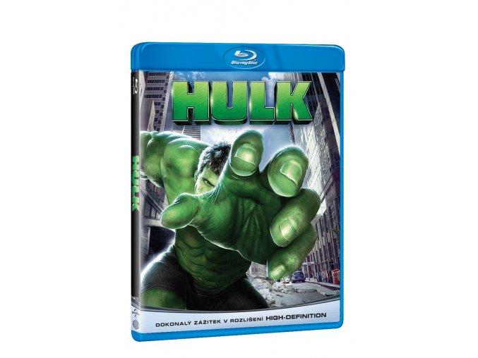 hulk blu ray 3D O