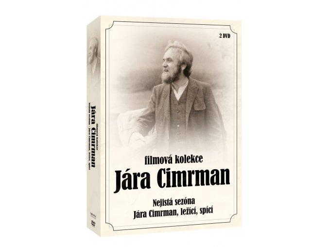 filmova kolekce jara cimrman 2dvd remasterovana verze 3D O (2)