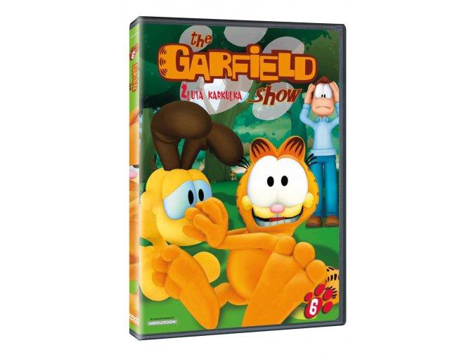 garfieldova show 6 3D O