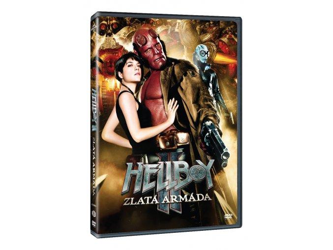 hellboy 2 zlata armada 3D O