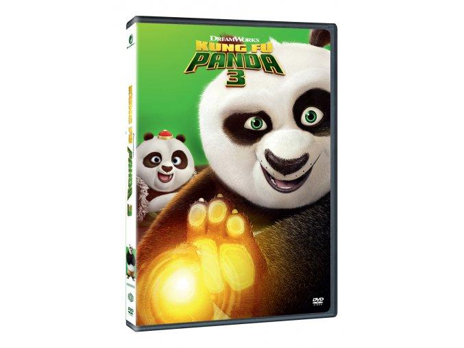 kung fu panda 3 sk 3D O