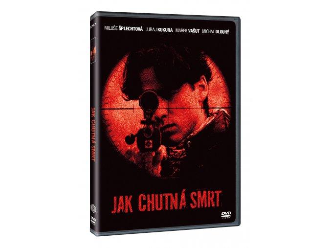 Jak chutná smrt DVD