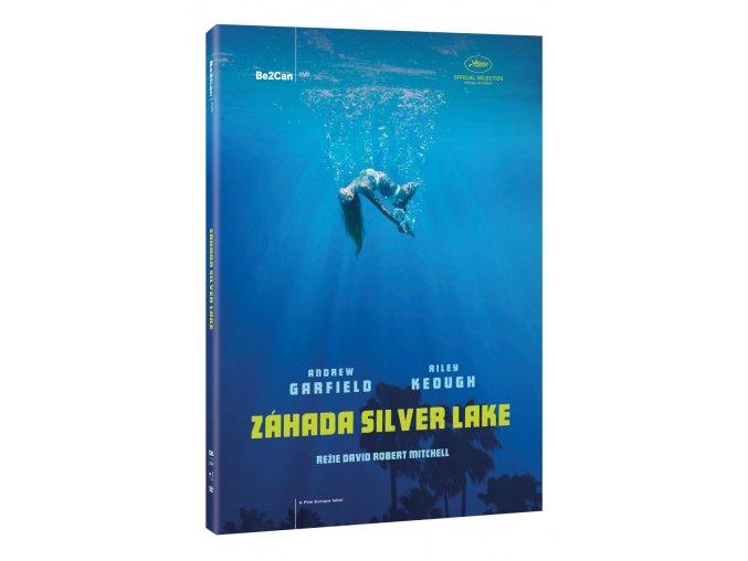 zahada silver lake 3D O