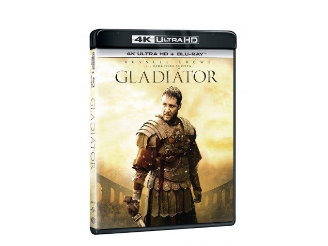 gladiator 2blu ray uhd bd 3D O