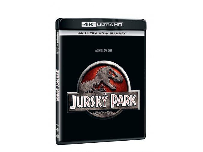 jursky park 2blu ray uhd bd 3D O