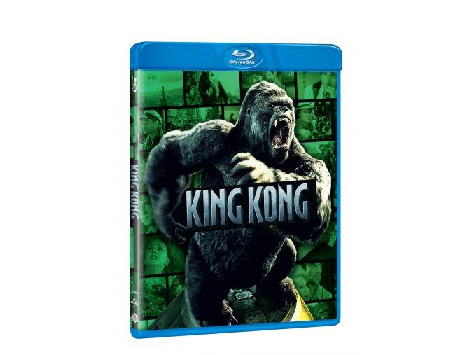 king kong blu ray 3D O