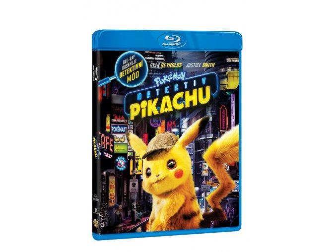 pokemon detektiv pikachu blu ray 3D O