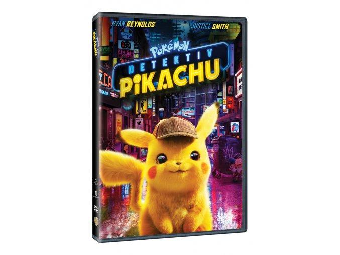 pokemon detektiv pikachu 3D O