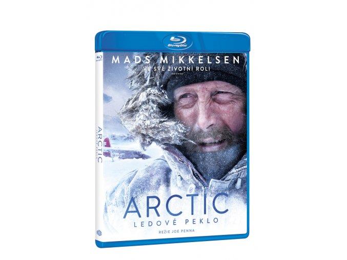 arctic ledove peklo blu ray 3D O