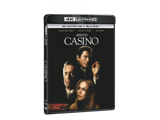 casino 2blu ray uhd bd 3D O
