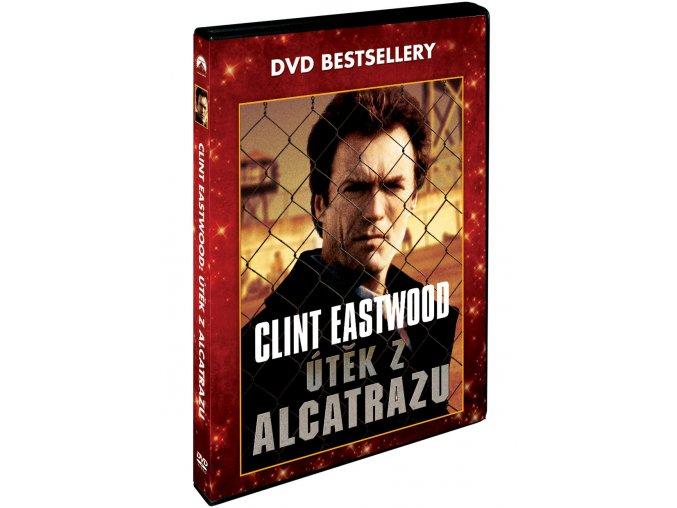 Útěk z Alcatrazu DVD (dab.) - DVD bestsellery