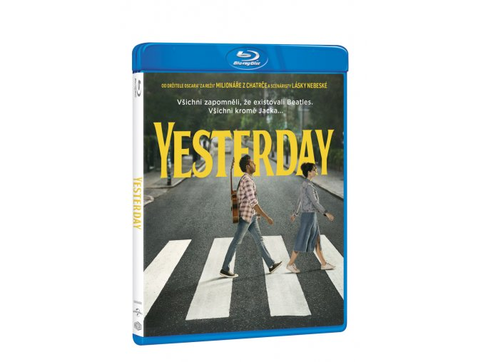 yesterday blu ray 3D O