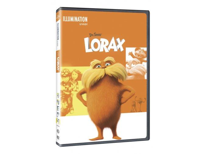 lorax illumination edice 3D O