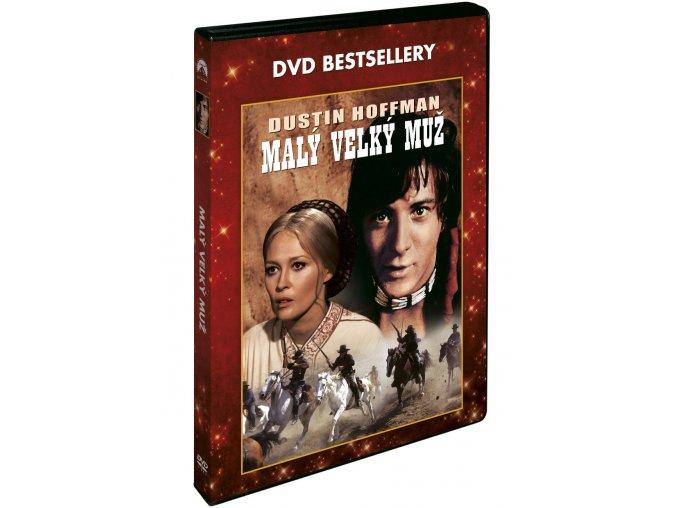 Malý velký muž DVD - DVD bestsellery