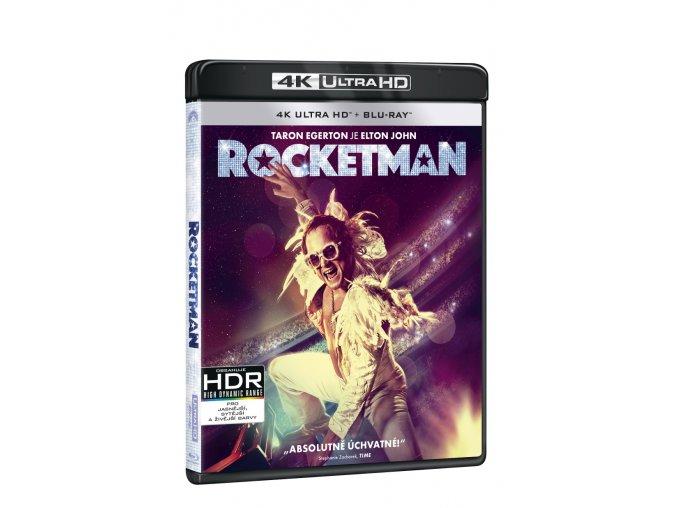 rocketman 2blu ray uhd bd 3D O