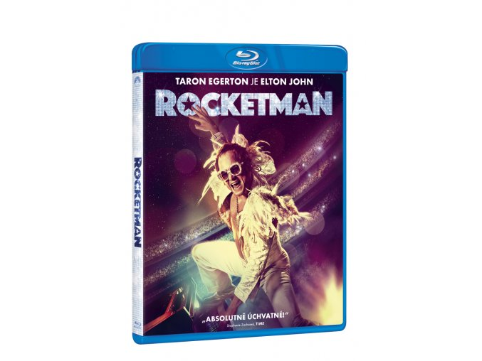 rocketman blu ray 3D O