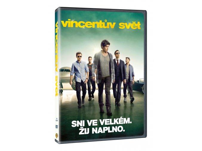 Vincentův svět DVD