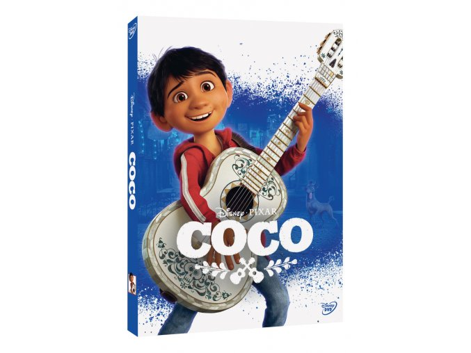 coco edice pixar new line 3D O