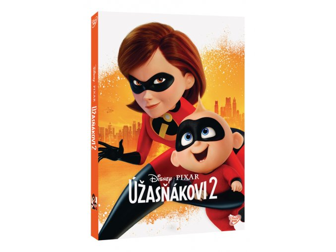 uzasnakovi 2 edice pixar new line 3D O