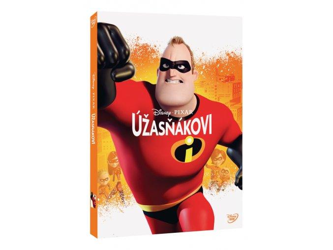 uzasnakovi edice pixar new line 3D O