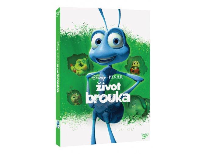 zivot brouka edice pixar new line 3D O