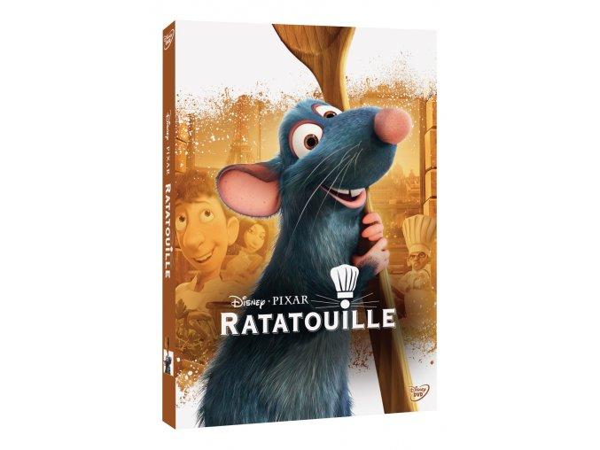 ratatouille edice pixar new line 3D O