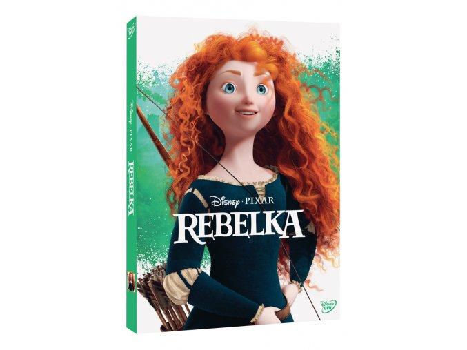 rebelka edice pixar new line 3D O