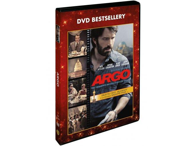 DVD: Argo - DVD bestsellery