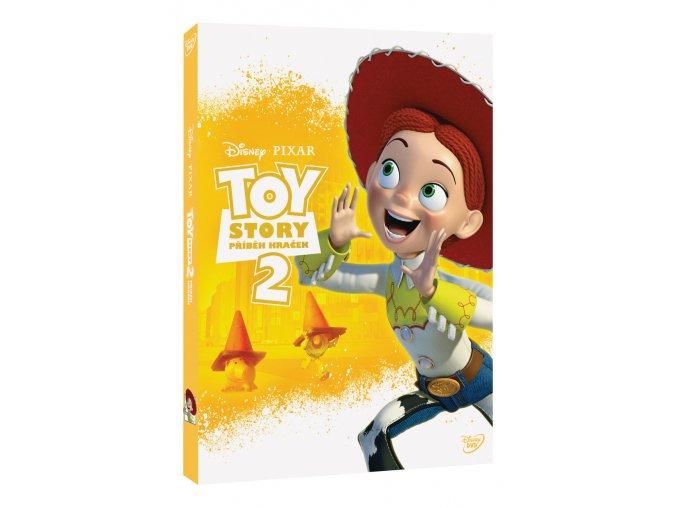 toy story 2 pribeh hracek s e edice pixar new line 3D O