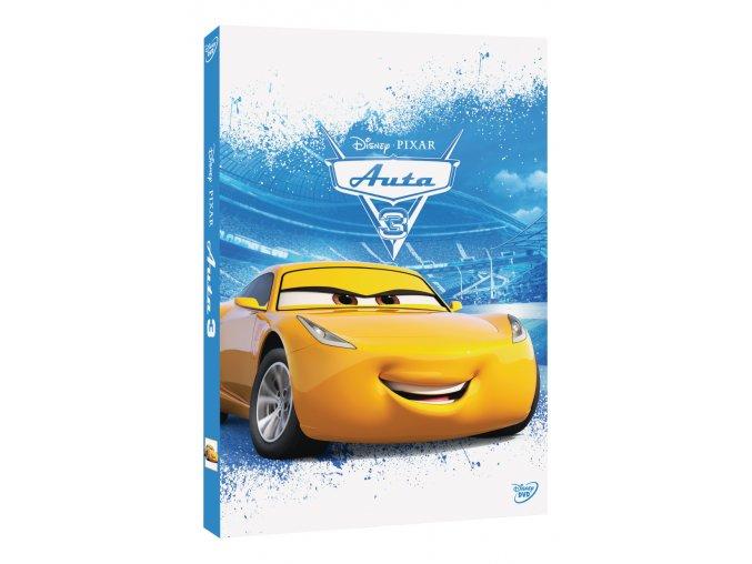 auta 3 edice pixar new line 3D O
