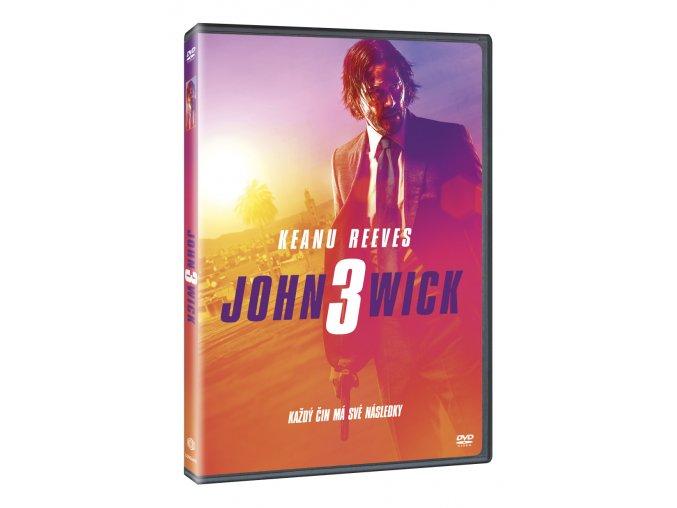 john wick 3 3D O
