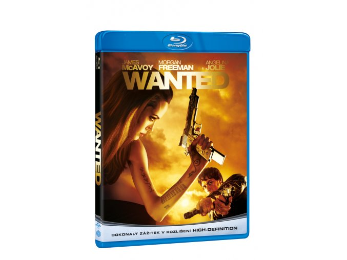 wanted blu ray 3D O