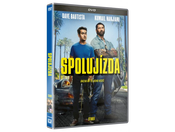 DVD: Spolujízda